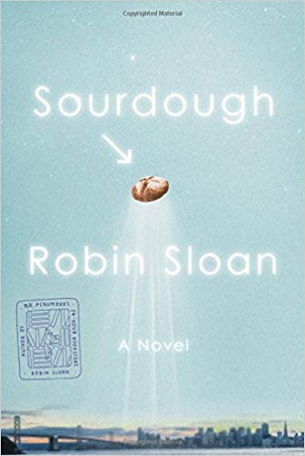 One of the many books I listened to this year, Sourdough was a mouthwatering book. I found myself sitting in the driveway to hear a few more minutes everyday.
