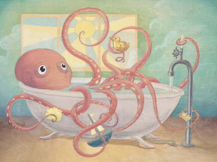 OctopusBath