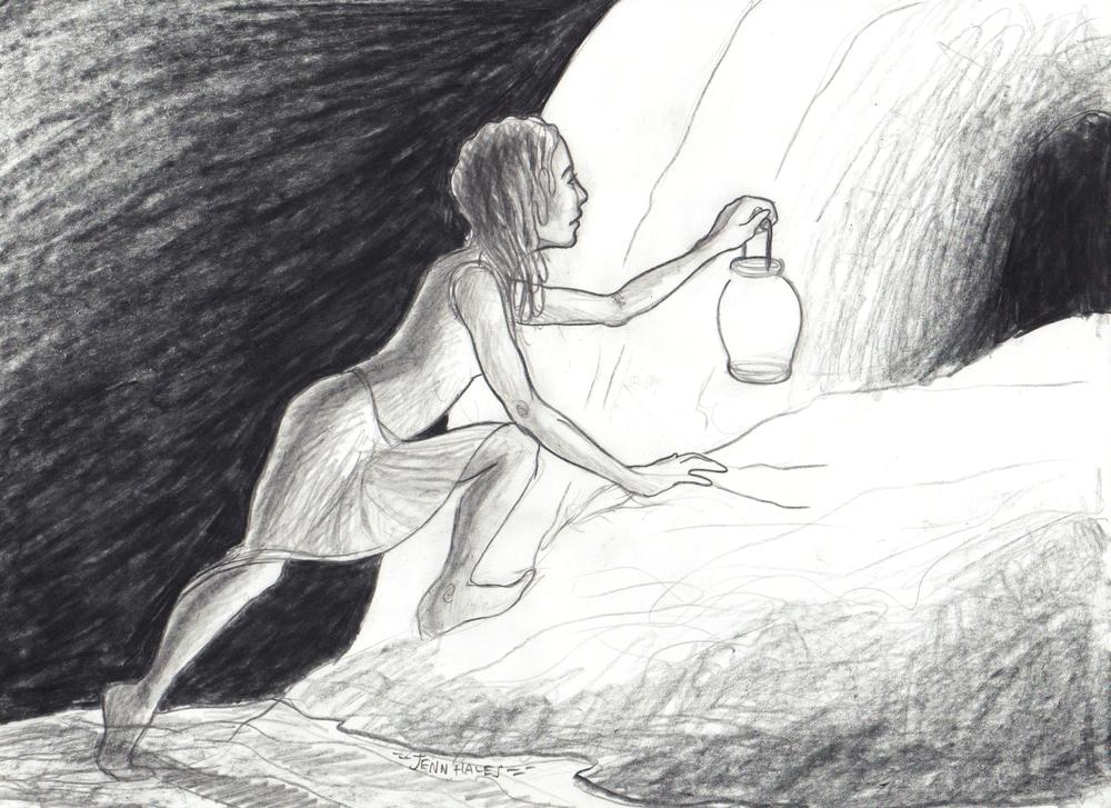 Drawn on Jan 14