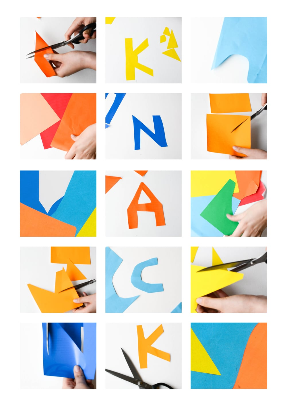 Illustrations for Knack, 2015