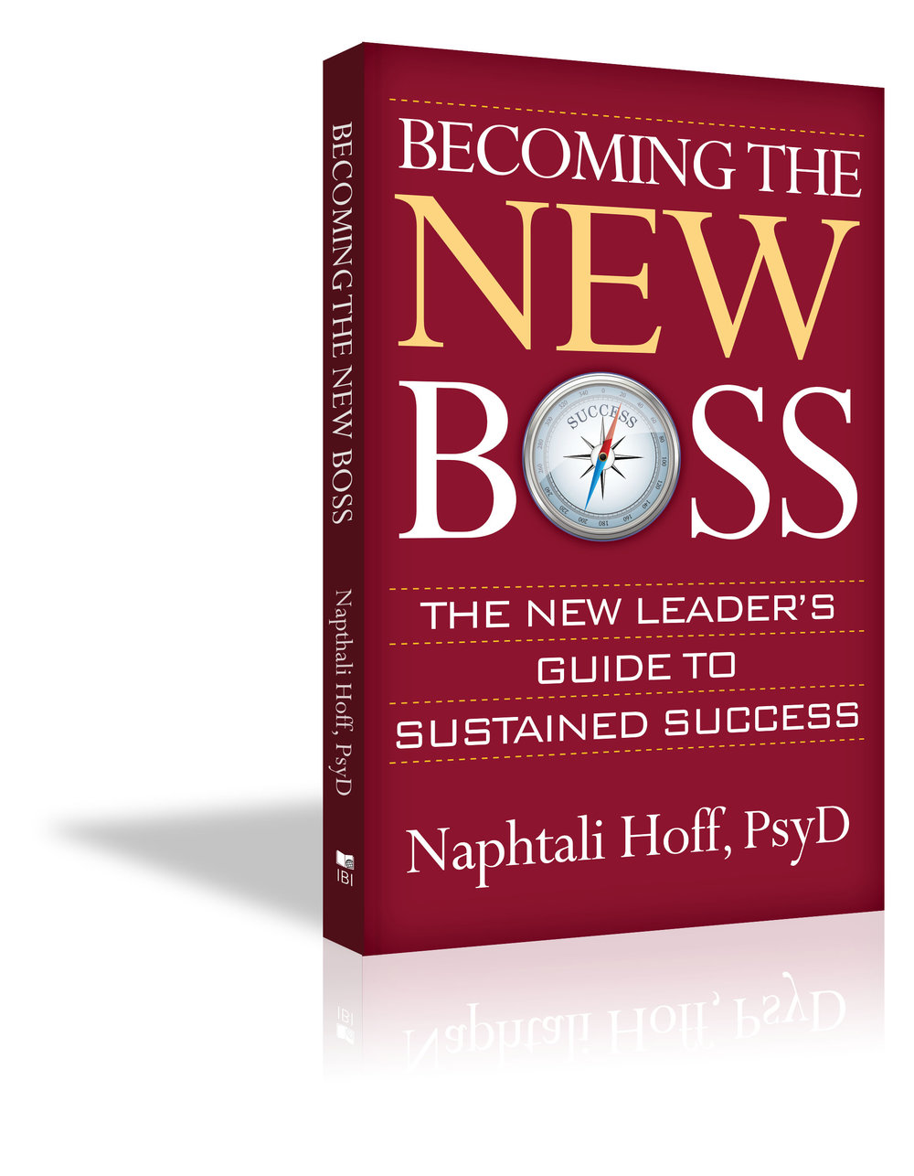 "Click  here  to get a FREE chapter from ""Becoming the New Boss"""