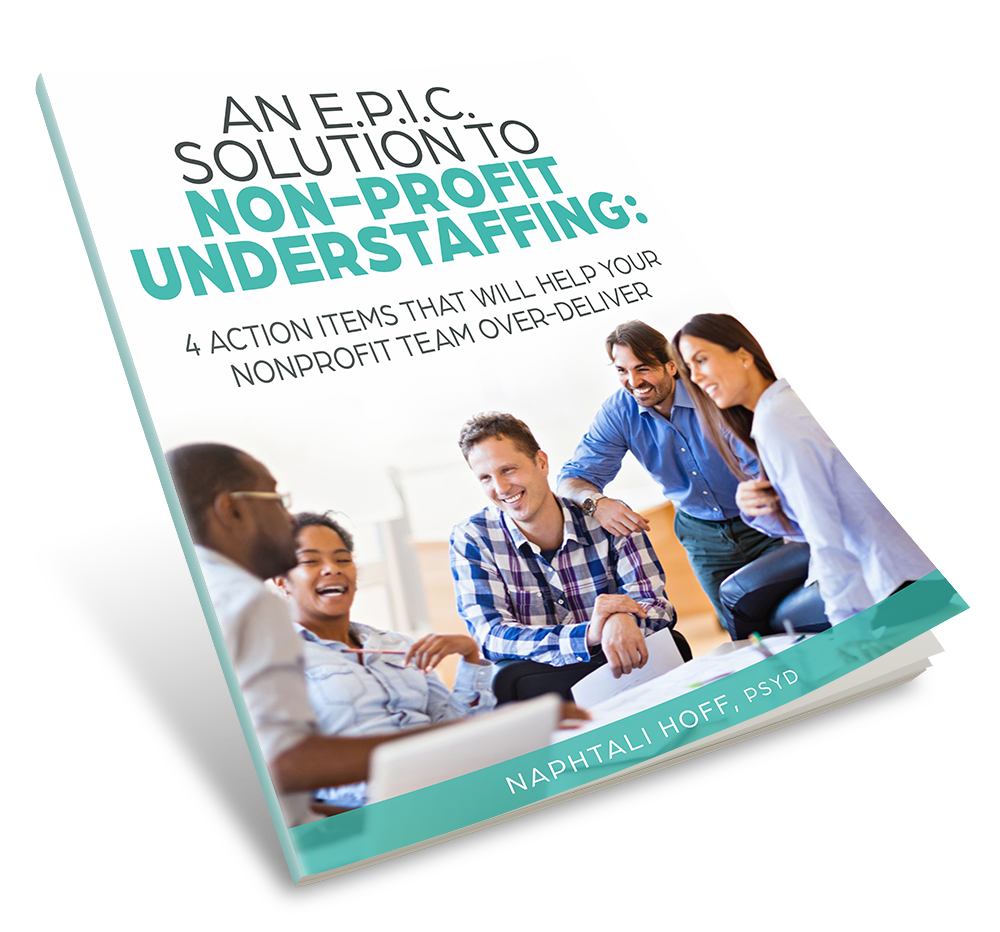 An E.P.I.C. solution for non-profit leaders