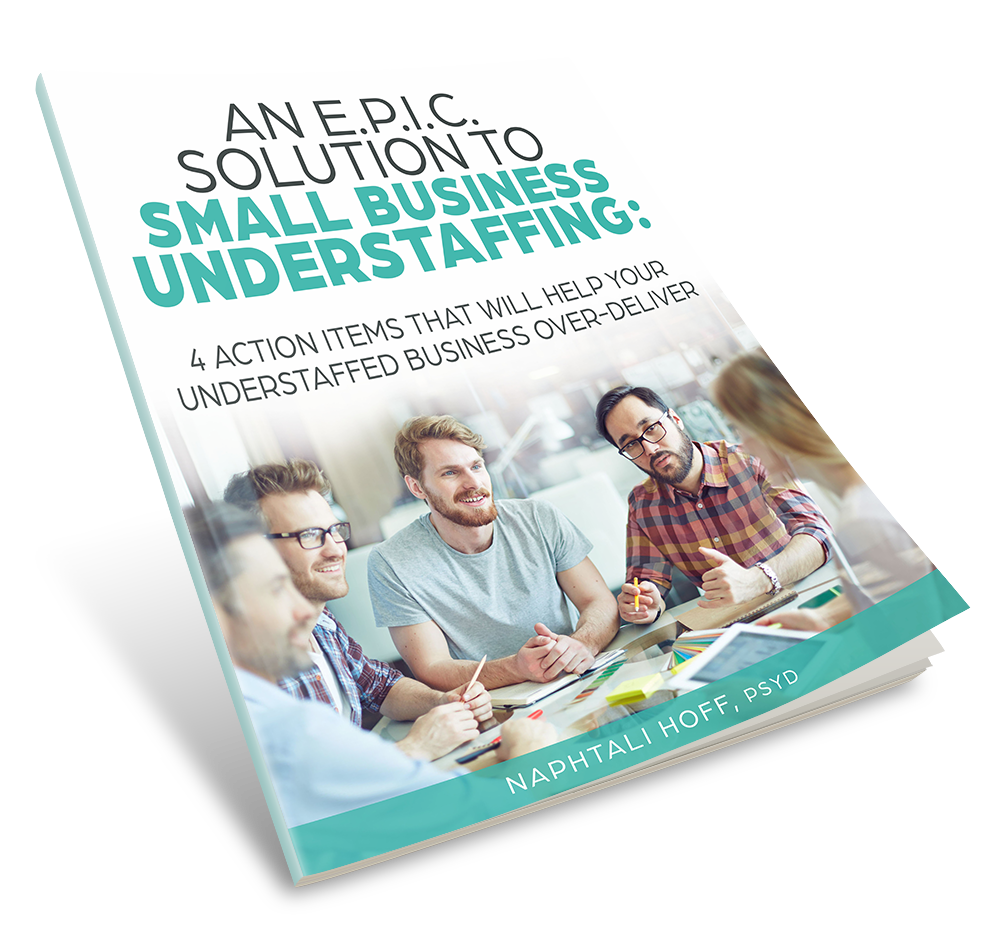 An E.P.I.C. solution for small biz leaders