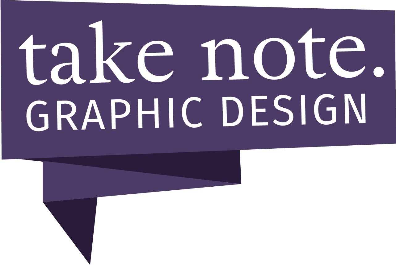 Take Note Graphic Design - Cape Breton