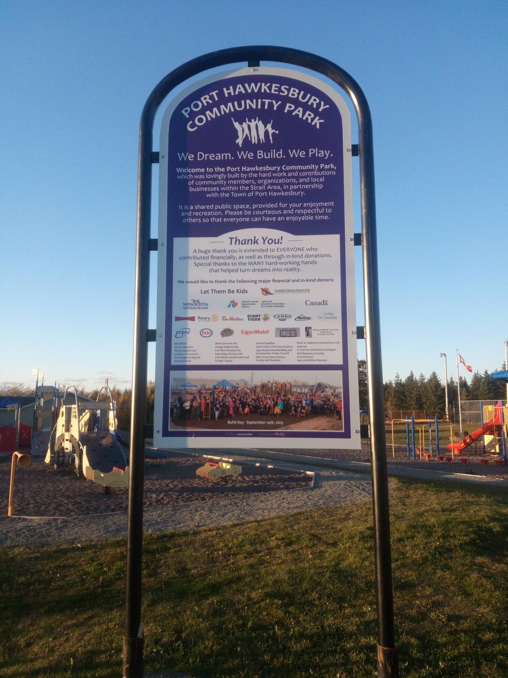 Port_Hawkesbury_Playground_Sign_Design