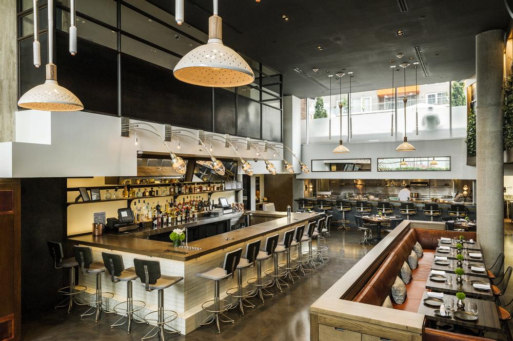 Bar + Dining - A.M.