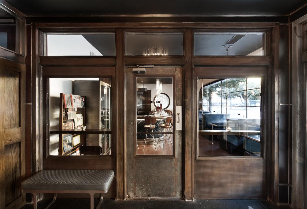 Diner Bar Entry