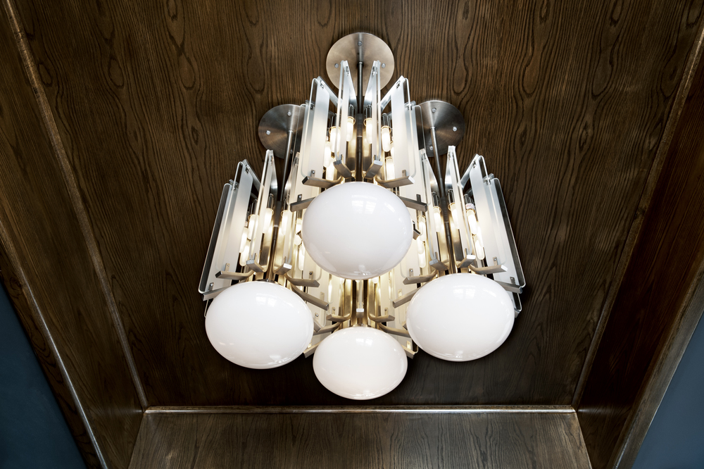 ENTRY CHANDELIER