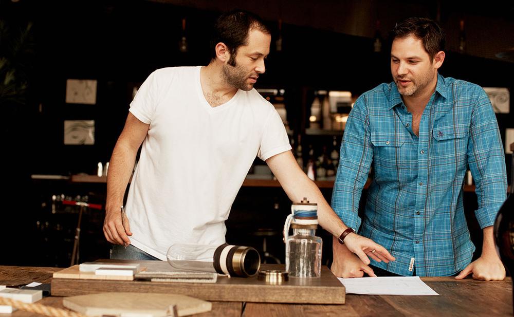 Andrew Cohen & Jeremy Levitt