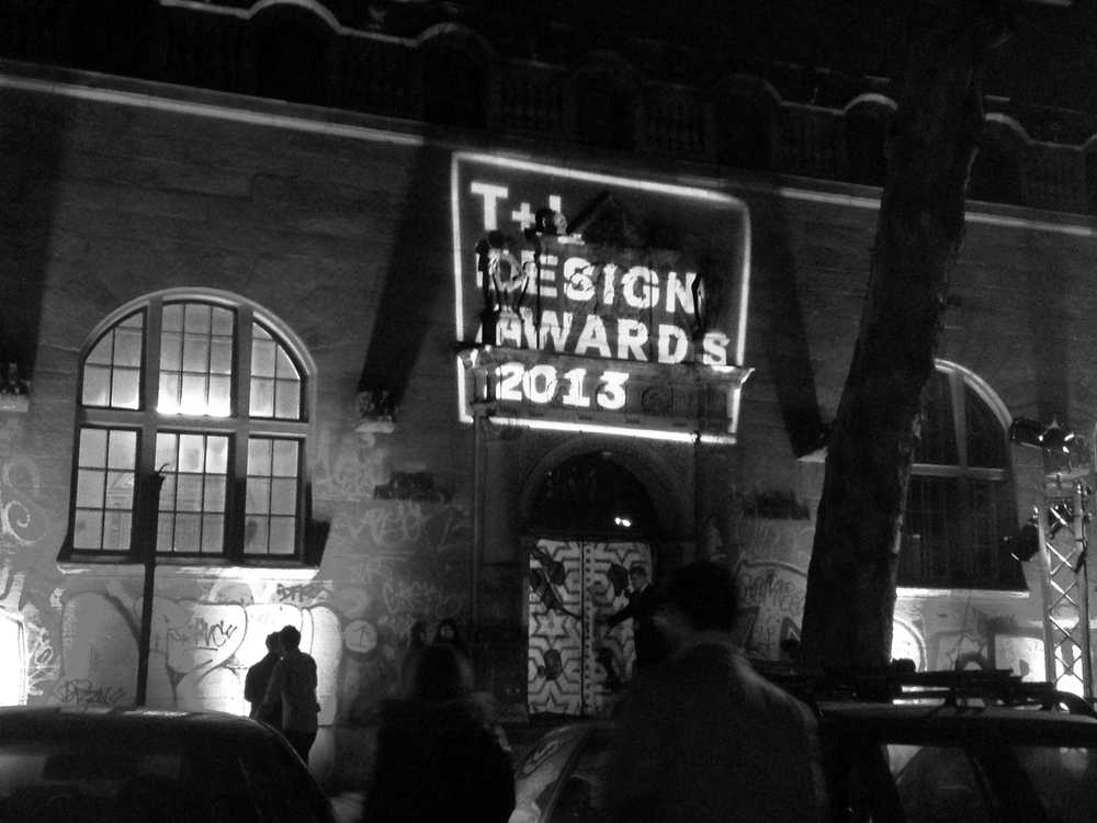 DESIGN AWARDS 2013