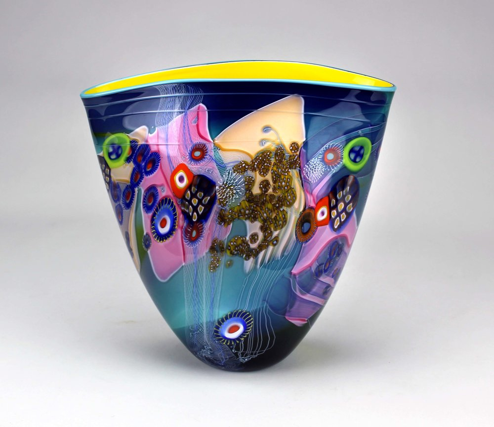 Colorfield Vessel - The Flagship Form of the Colorfield Series