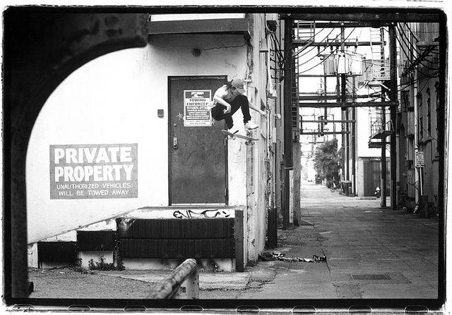 Pop Shove it Photo: Travis Howell