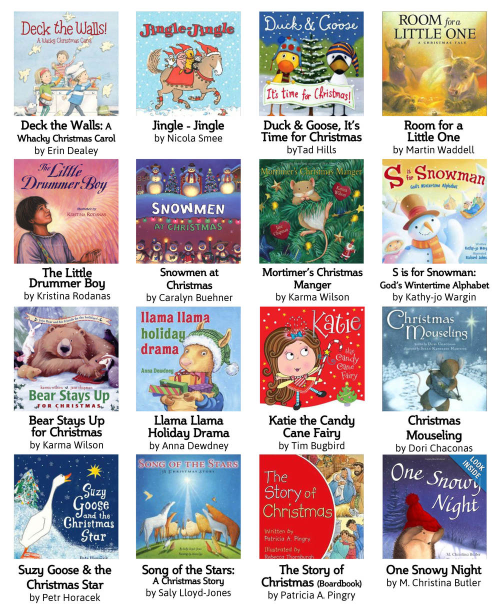 Christmas Picture Books 2013.jpg