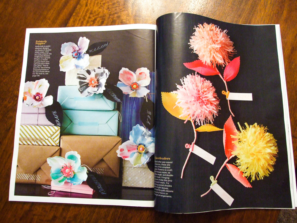 Page 124-125 Martha Stewart Living January | February 2014 Issue