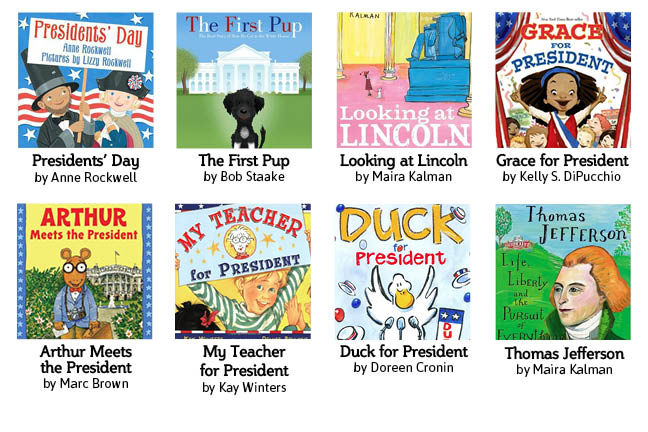 President's Day Picture Books 2014.jpg