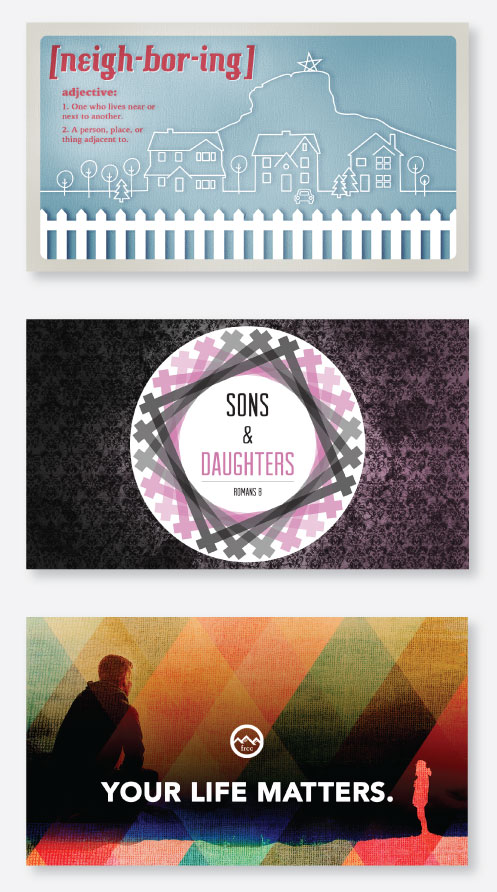 FRCC Series Designs