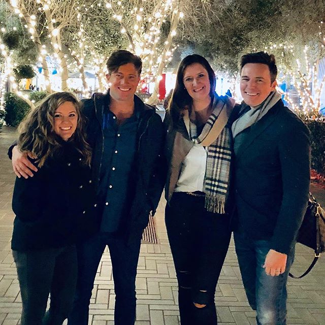 Great night hanging with this epic couple who just bought a business.  Pumped to hear about their vision to franchise and digitize their new business.  Love hanging with people that aren't afraid to step out, up their game, and believe for more.  So proud of these guys for being financially diligent and seizing opportunity.  @brettewagner @radsarah @wagnersmusic