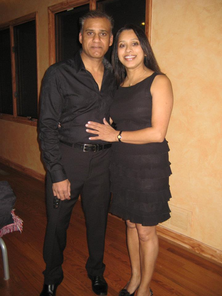 Jat and Achla Patel