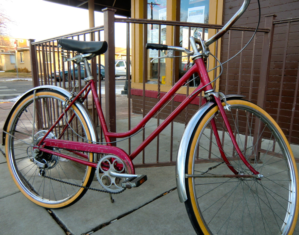 Schwinn Collegiate, 5-speed