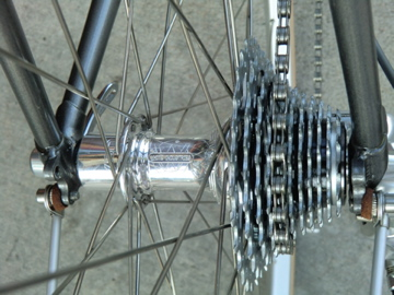 White Industries Rear Hub