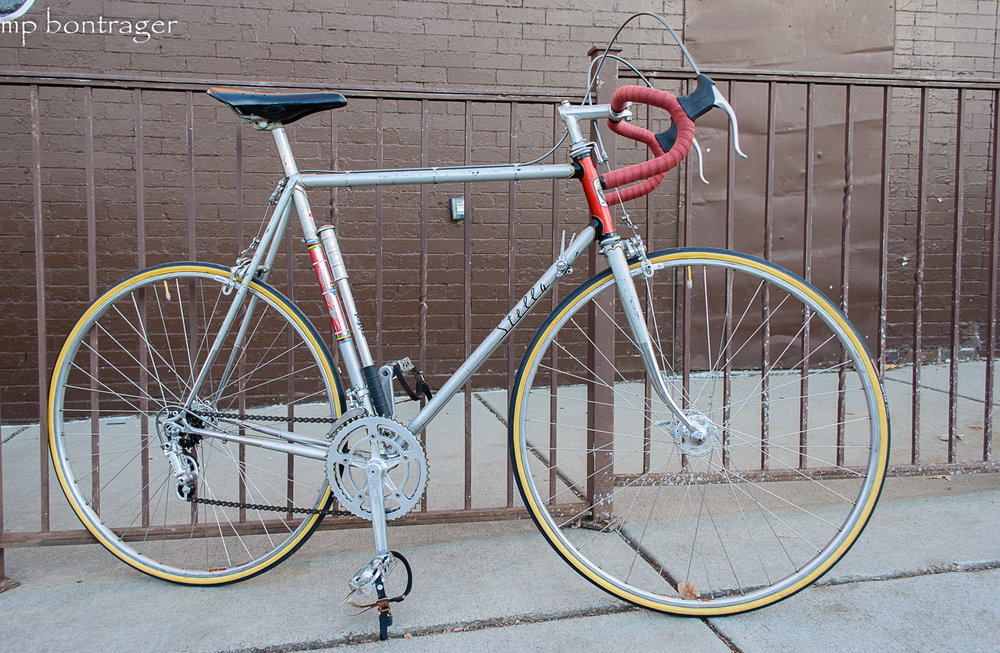 Stella French Road Bike