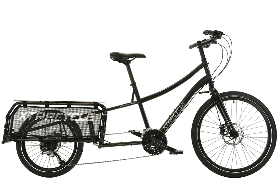 Xtracycle was on the forefront of the cargo bike evolution in the U.S. and are remain the most relevant