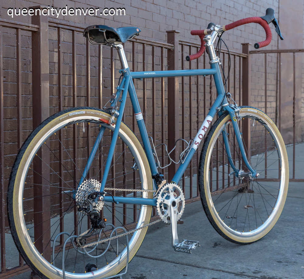 Soma Pescadero Endurance Road Bike