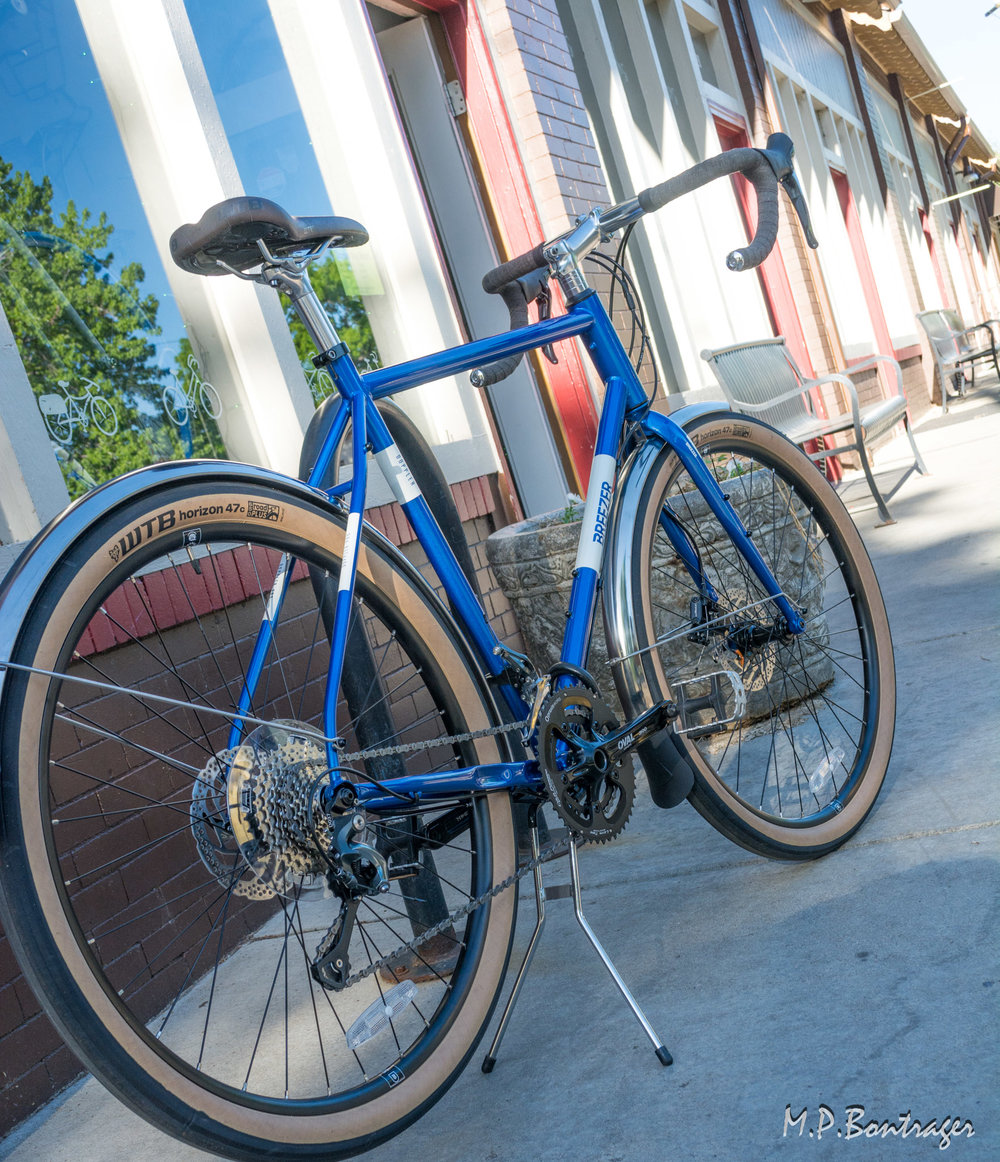 650B Adventure Bike