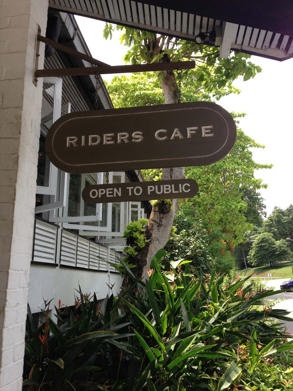 Riders Cafe