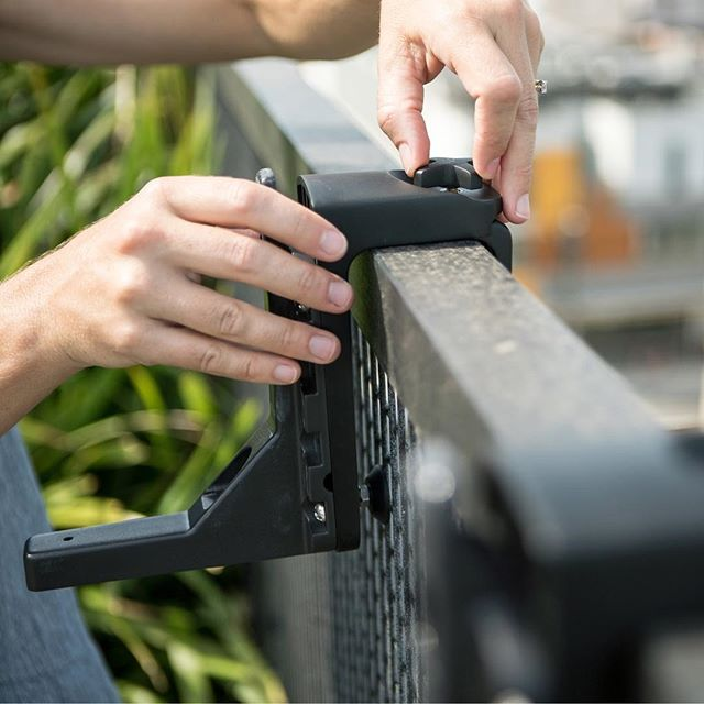 If you've got a balcony, you have the perfect home for one of our Mini Rail self-watering planters. Easy installation means you'll have a new garden in a matter of minutes. . . . .  #selfwatering #selfwateringplanter #balconyplanter #glowpearplanter #summerplanting #whattoplant #greenwall #growvertically #verticalgarden #smallspacegardening #growyourown #locallygrownfood #ediblegardening #urbangardening #greenthumb #permaculture #goinggreen #foodisfree #homegrown #gardenersofinstagram #inmygarden #instafarm #plantstagram #gardenknowhow #gardenhelp #gardenadvice #produce #summer #kitchengarden #homegrown
