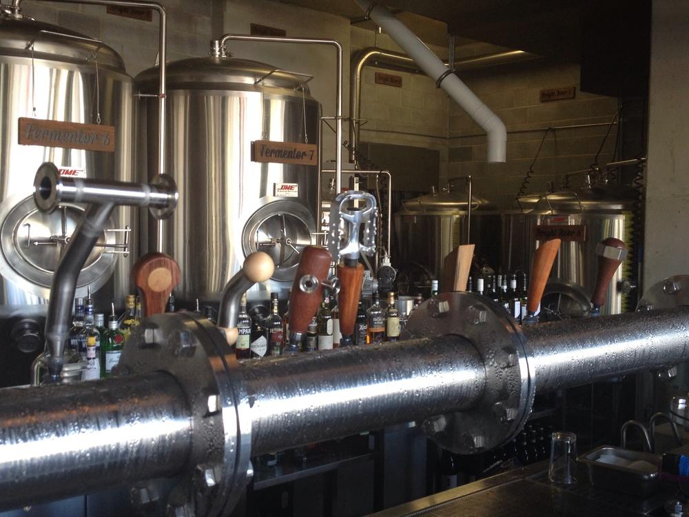 Serious beer making