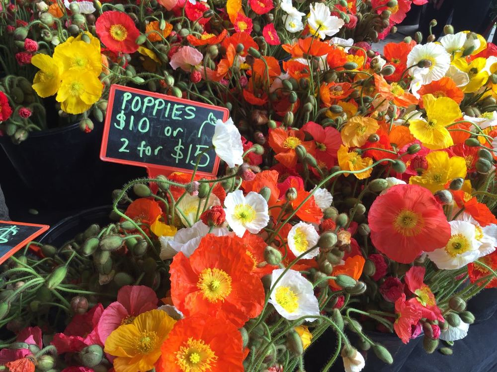 Farmers Market gorgeousness