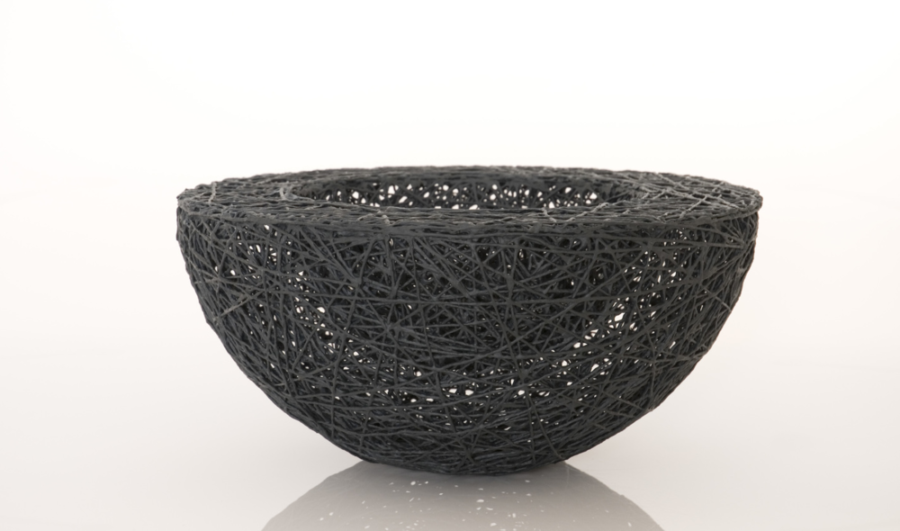 Doppelwandschale  doublewalled bowl  d 38 cm image: Natalie Williams
