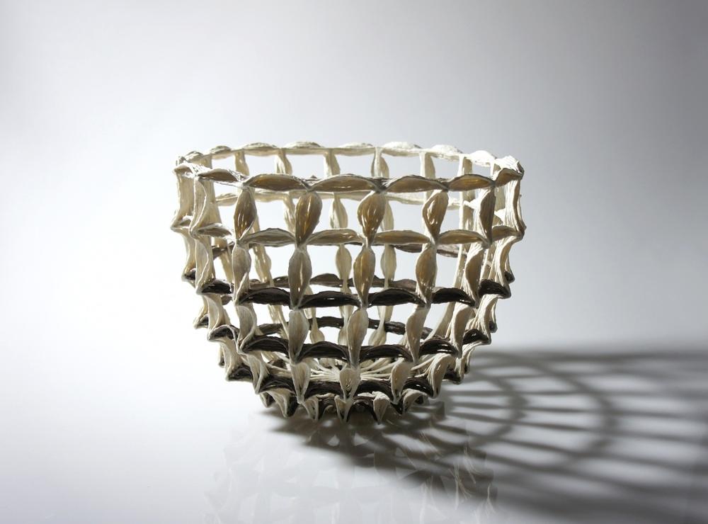 Rautenschale hash key bowl d 28 cm
