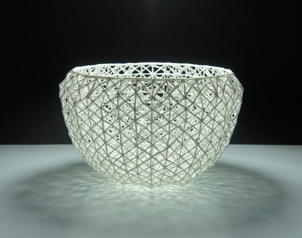 Gerüstschale framework bowl d 28 cm