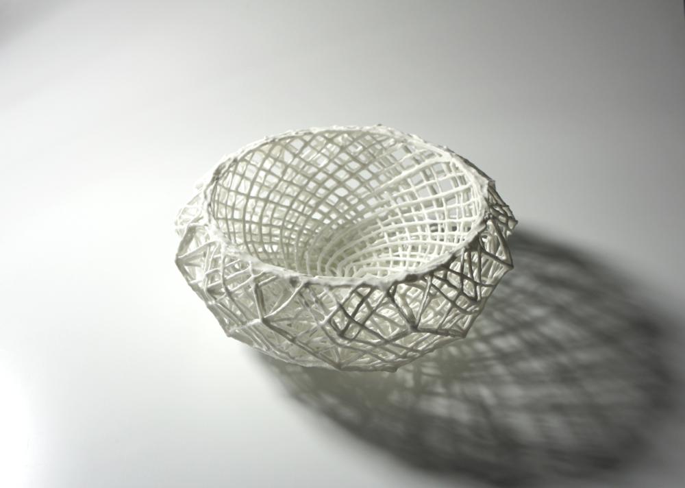 Spiralenschale spiral bowl d 18 cm