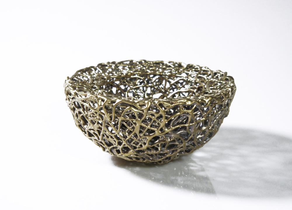 Doppelwandschale doublewalled bowl d 16 cm
