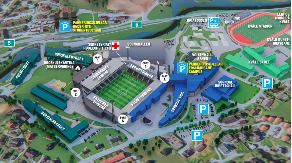 Kart Fosshaugane Campus Sogndal 2018.png