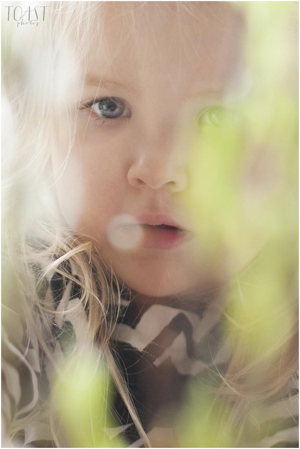Lapsen-muotokuvausta