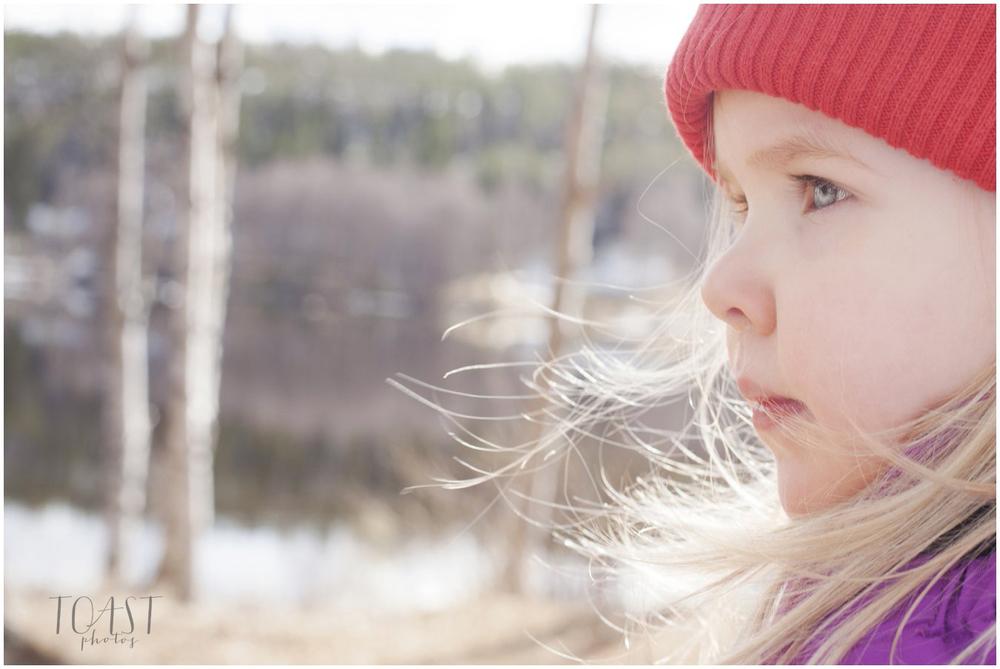 Tuulitukka-lapsikuvauksessa