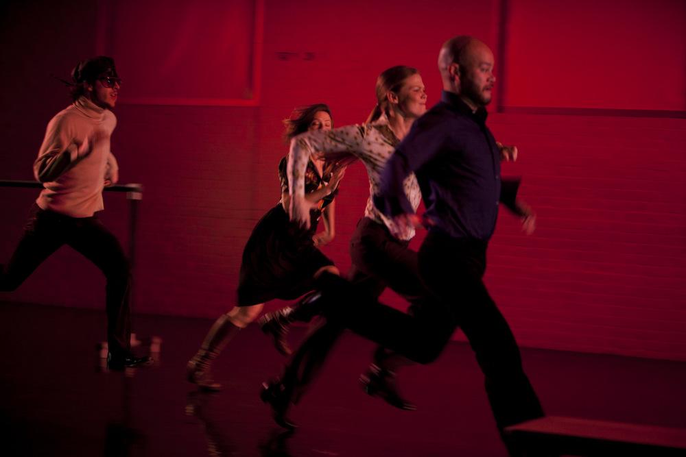Story Dance Radio 1