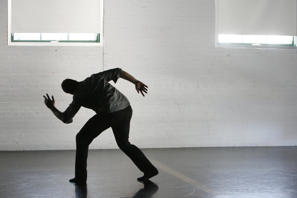 Steeve Paquette. Choreographer: Ame Henderson. Photo: David Hou