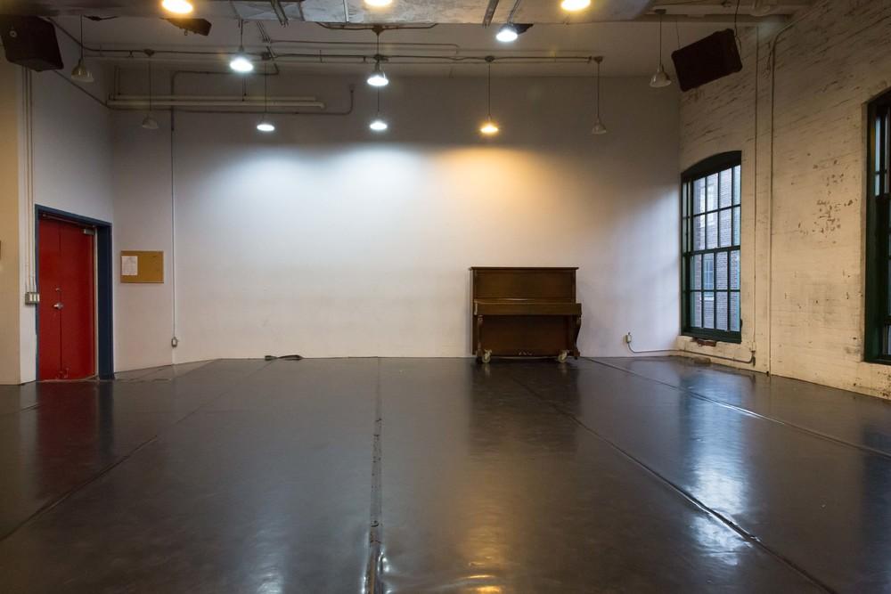 Michael J Baker studio