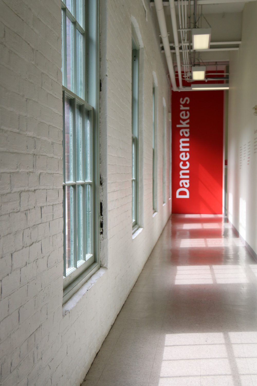 Dancemakers Hallway