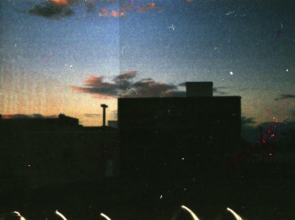 Silhouette Sunset II