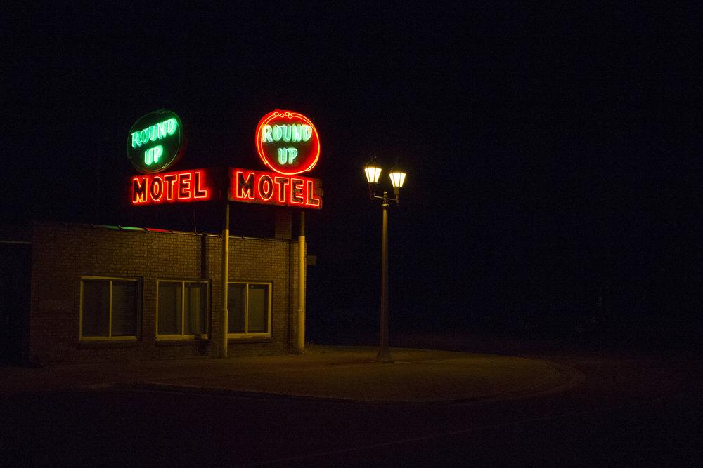 Roundup Motel