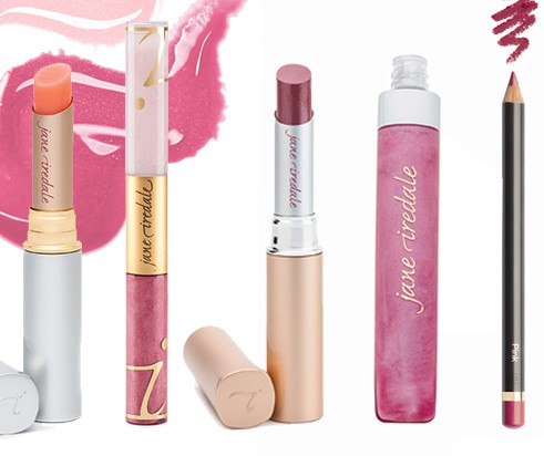 I love ALL of my Jane Iredale makeup, but her lip products are simply the best! Do you wear a lip balm, stick, or gloss everyday? If you're like most, you answered YES! Which means you will consume about 2-3 tubes of lip product yearly, do you know ingredients are in your go-to lip color? Each of Jane's lip products are clean, and most of all feel great on your lips-stop in Saturday and receive complimentary deluxe sample of my favorite formula, Just Kissed Lip Plumper with any lip product purchase! (Colors will vary, while supplies last)