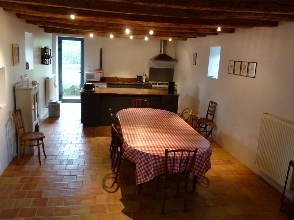 La Roche - the kitchen