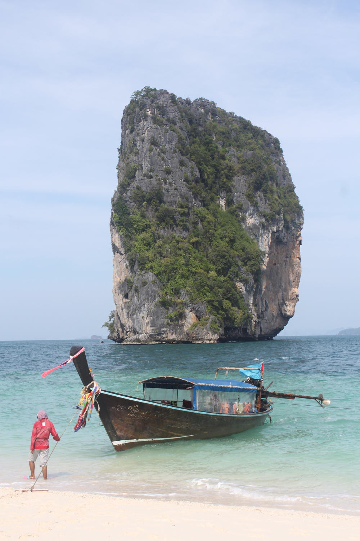 Poda island paradise.