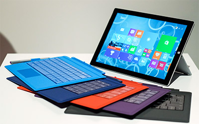 Microsoft Surface Pro Repair Shop